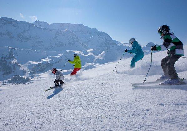 Winter sports in adelboden bernese oberland for Designhotel skifahren