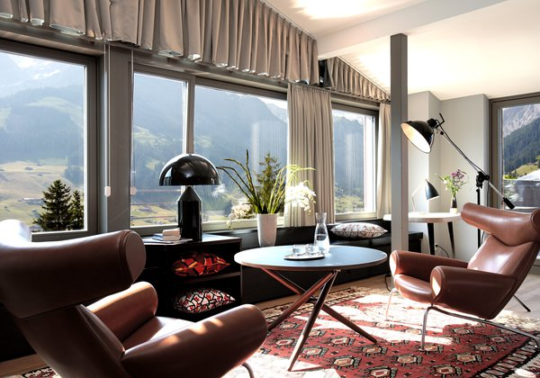 Junior-Suite Classic mit Bergblick